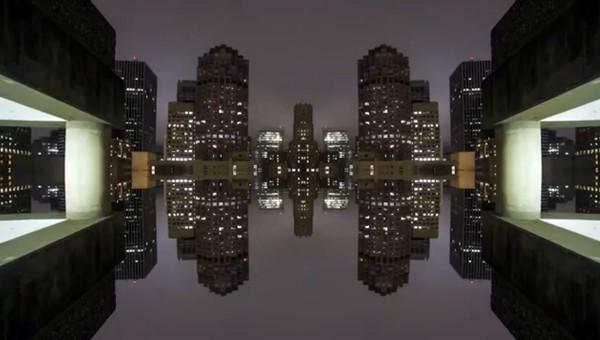 Mirror City Timelapse