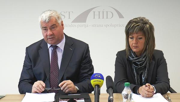 Érsek Árpád és Ožvald Erzsébet
