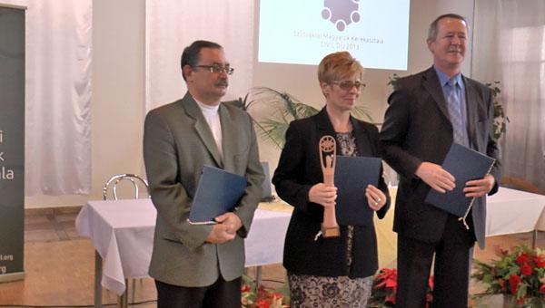 Civil díj 2013