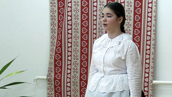 Berta Lucia Fanni, Abaújszina