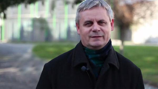 Baráth László, a KETK oktatási dékánhelyettese