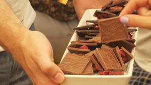 Csokikóstoló