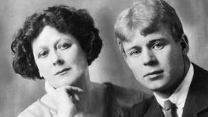 Isadora Duncan és Szergej Jeszenyin