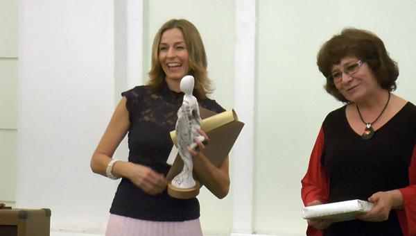 Korpás Éváé a 2014-es Mikola Anikó-díj
