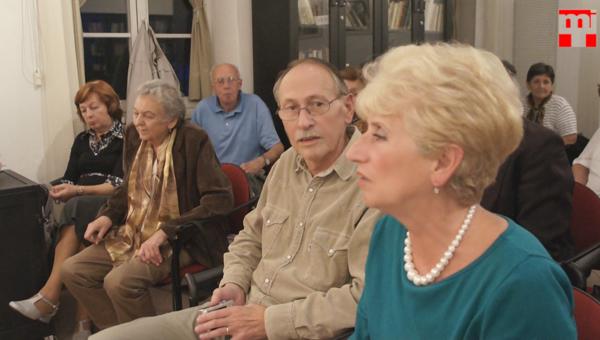 Hritz Júlia a Pozsonyi Casinóban