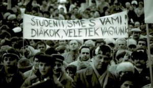 Dunaszerdahely 1989