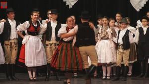 A somorjai Csali táncosai