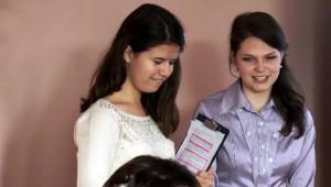 Bartalos Angelika és Fejes Vivien, Komárom
