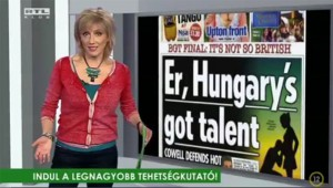 RTL KLub tehetségkutató
