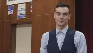 Baranovics Andor, Párkányi Gimnázium