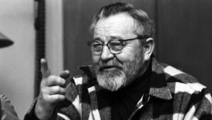 Jan Werich. ČTK Dezort Jovan, 1969
