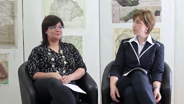 Roncz Melinda és Sebő Bugár Beáta