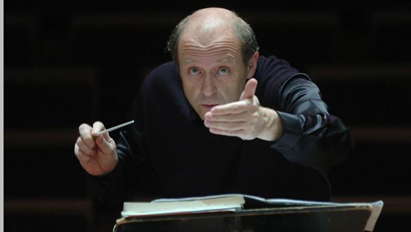 Fischer Iván a Bach-maratonon