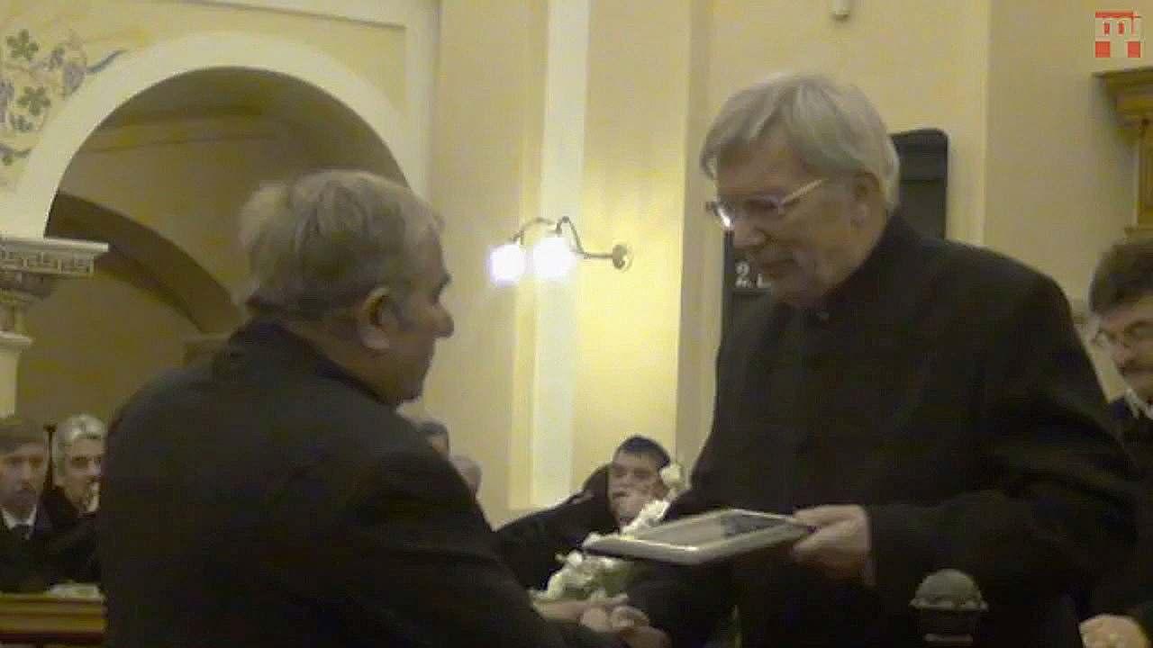 Gábor Lajos lelkipásztor nyugdíjba vonulása
