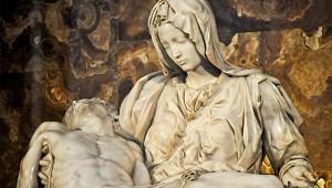 Michelangelo: Pietà, 1498–1500