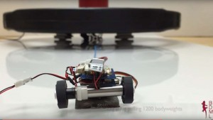 microTug robotok