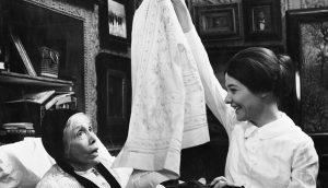 Darvas Lili és Törőcsik Mari a Szerelemben