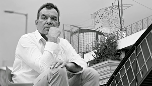 Rajk László díszlettervező, építész