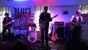 The Butchers - Unchain my heart (cover) - Live from Suwalki blues festival