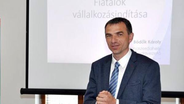 Bödők Károly - Fotó: dunaszerdahely.sk