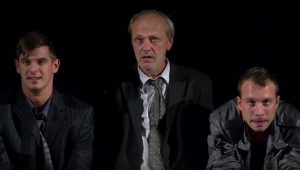AZ ÜGYNÖK HALÁLA - Komáromi Jókai Színház