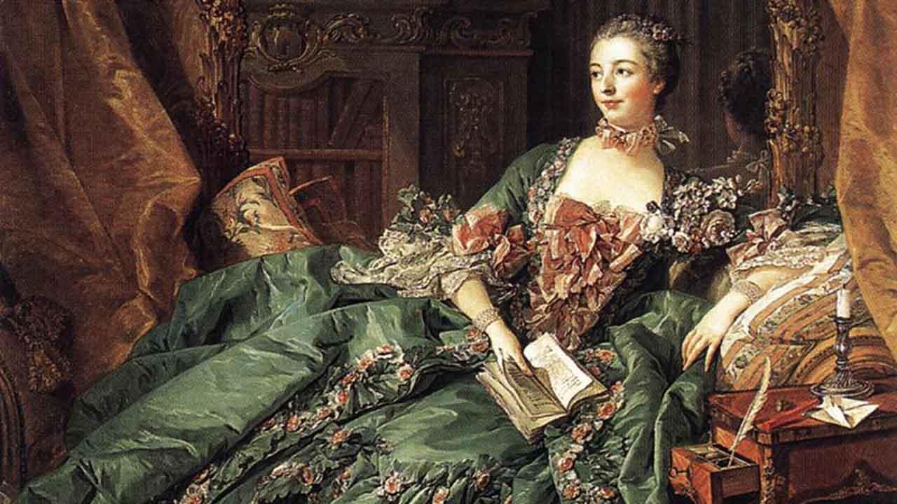 Ma 295 esztendeje született Madame de Pompadour