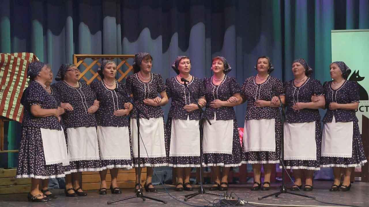 Bacskai Rozmaring Éneklőcsoport