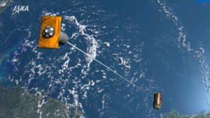 Az űrbéli szeméthalász