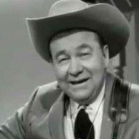 Egyik kedvenc country-zenészem: Tex Ritter