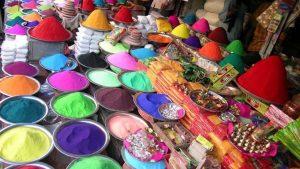 Holi - a színek fesztiválja