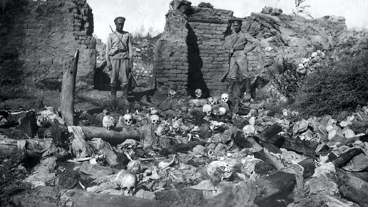 őrmény népirtás