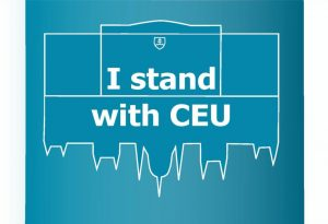 I stand with CEU Slovensko