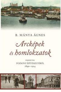 B. Mánya Ágnes könyvének borítója