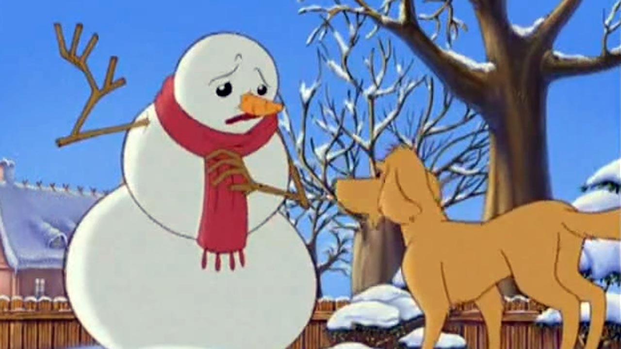 Hans Christian Andersen: A hóember