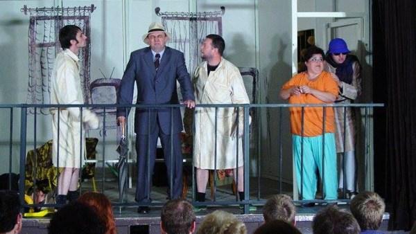 És?! Színház 2011 Fotó: Hodek Mária