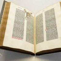 Gutenberg Bibliája