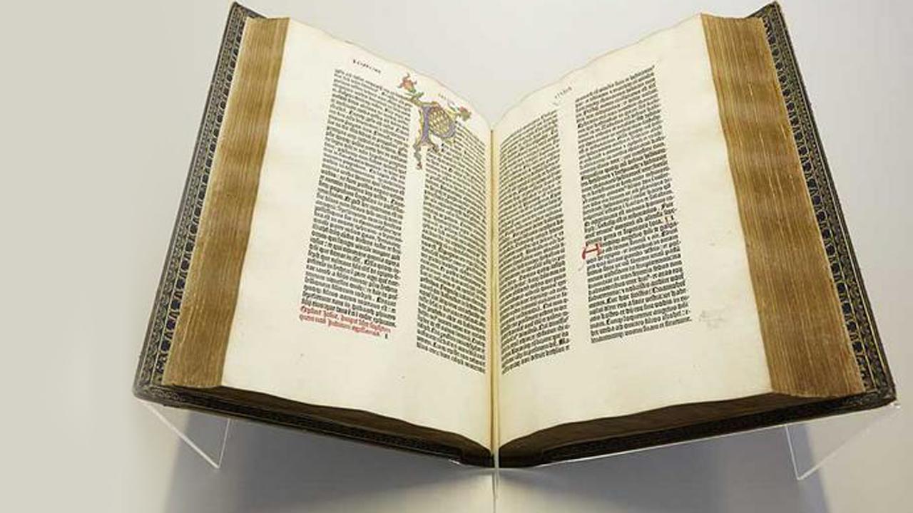 Gutenberg-biblia