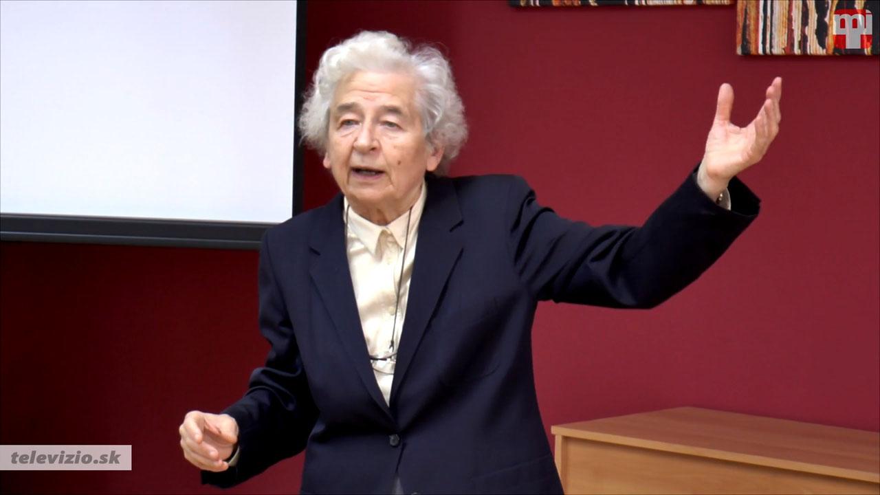 Prokopp Mária művészettörténész