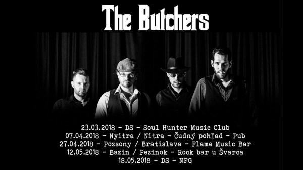 The Butchers-koncertek