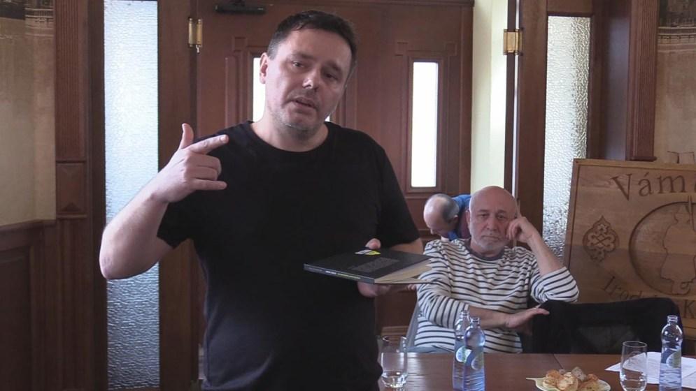 Vida Gergely mutatja be Barak László kötetét