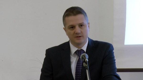 Rigó Konrád kulturális államtitkár