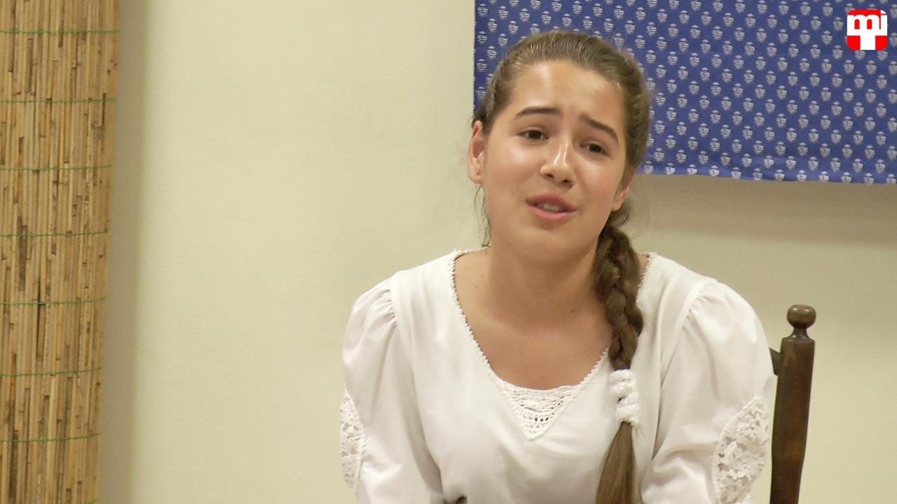 Ruszó Chiara, Simonyi, 4. kategória