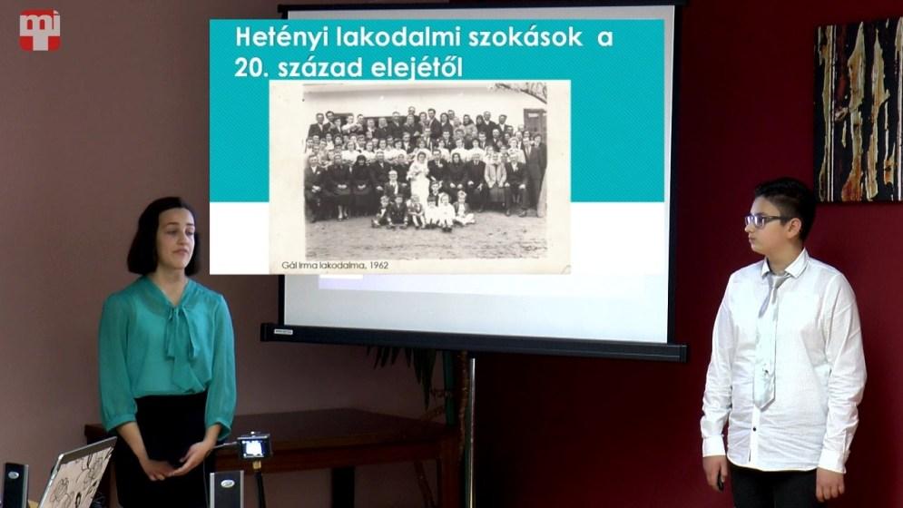 Kincskeresők 2017 - Lucza Ákos és Rancsó Kamilla, Hetény