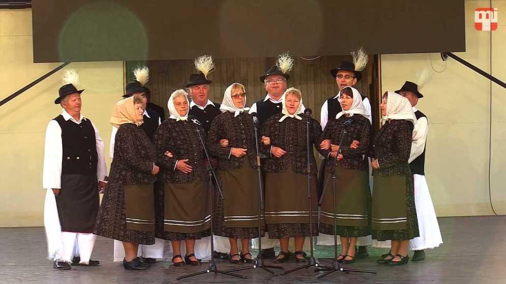 A rozsnyói régió folklórcsoportjai A Törnagörgői Hagyományőrző Csoport