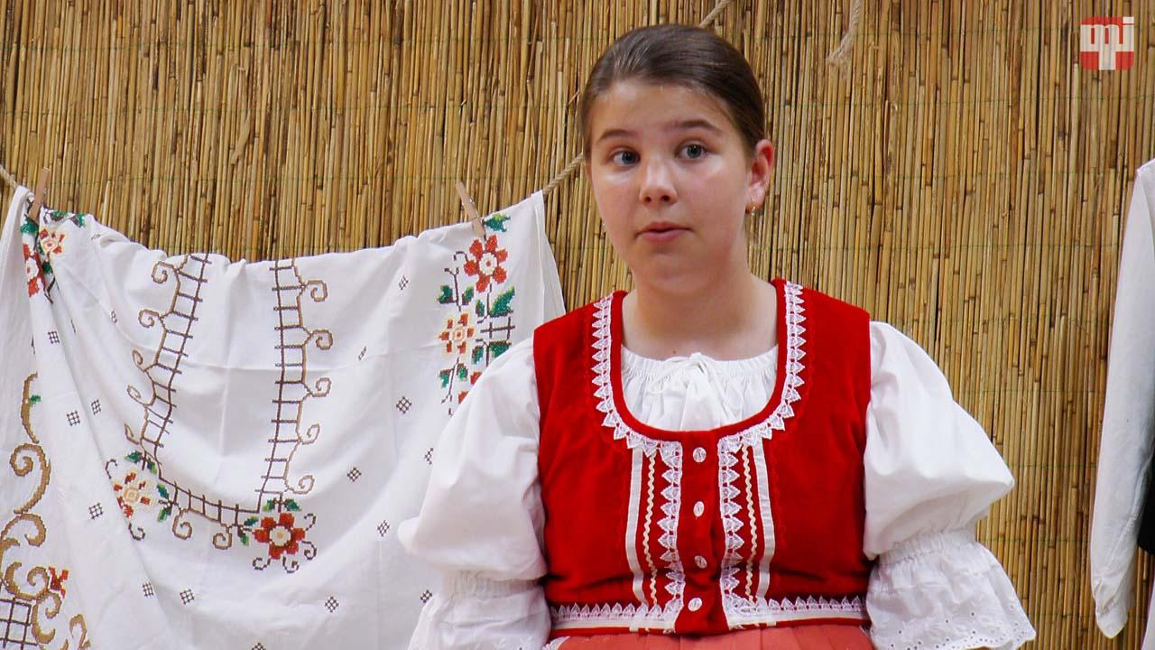 Pollák Zsófia, Gúta, 3. kat., ezüst