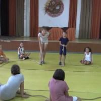 10. gyermek színjátszó tábor Dunaszerdahelyen