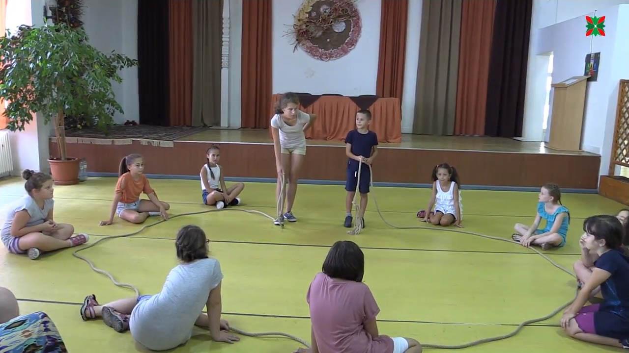 Ami a szívemet nyomja, avagy a 11. gyermek színjátszó tábor