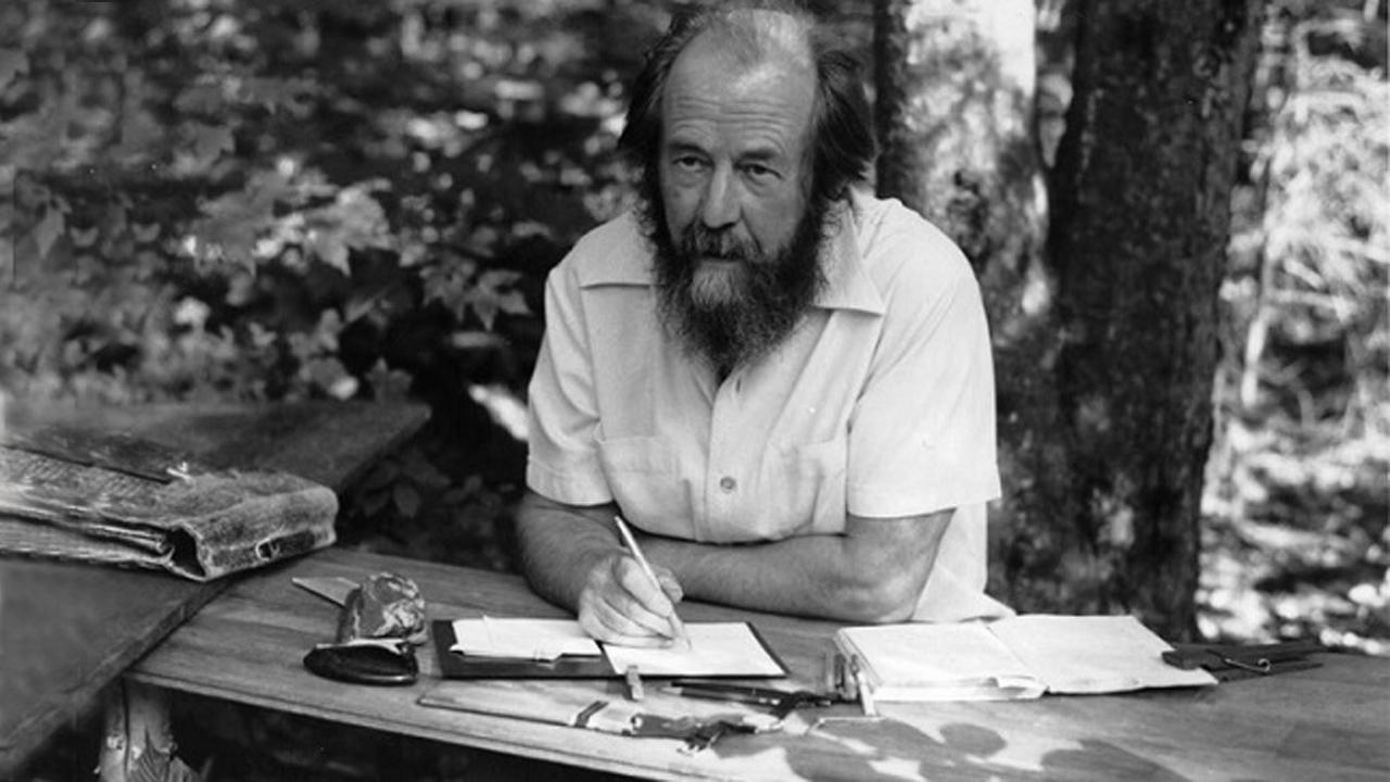 Alekszandr Iszajevics Szolzsenyicin