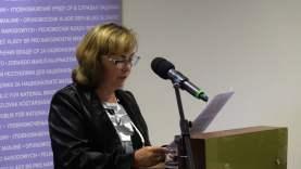 A kisebbségi nyelvek védelme itthon és külföldön – Marcela Ruňaninová