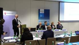 A kisebbségi nyelvek védelme itthon és külföldön – Vita (2)